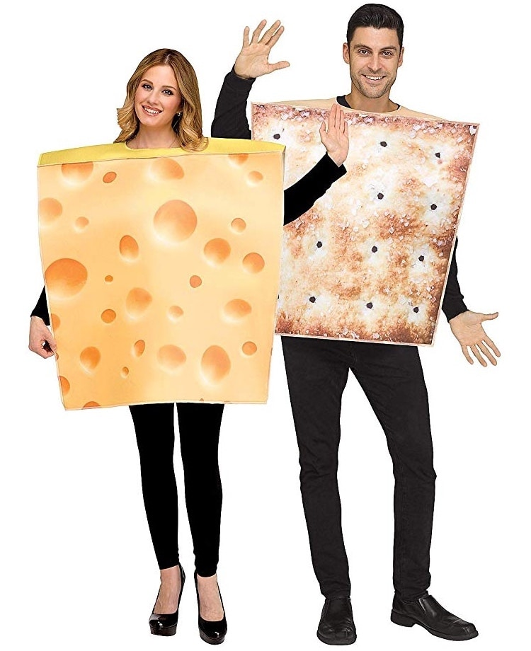 Adult Couples Costume for Halloween