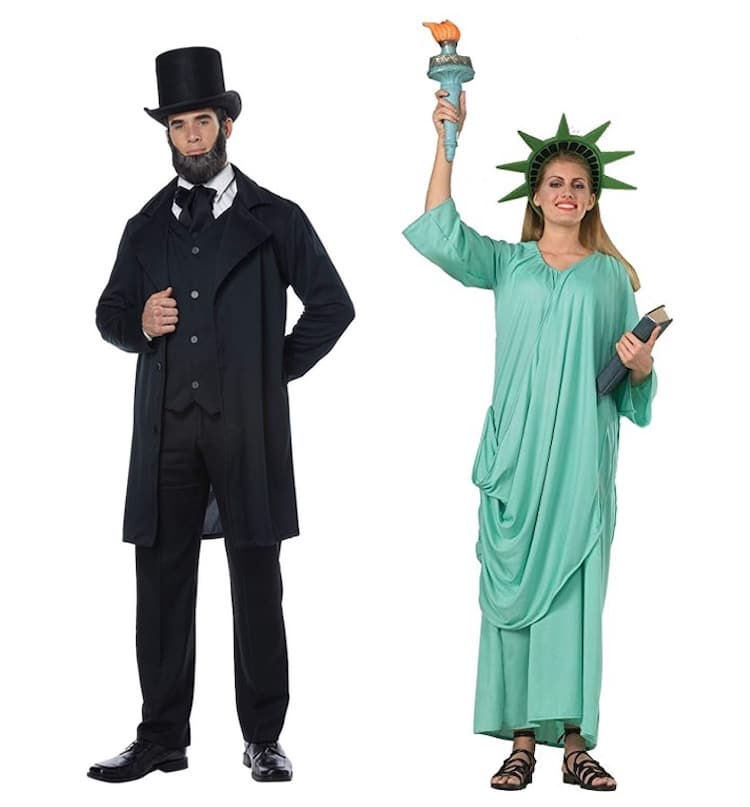 Clever Couples Halloween Costumes on Amazon