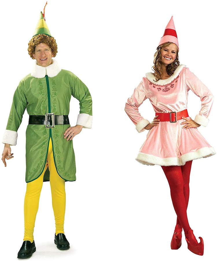 20 Perfect Couples Halloween Costumes You Can Find On Amazon