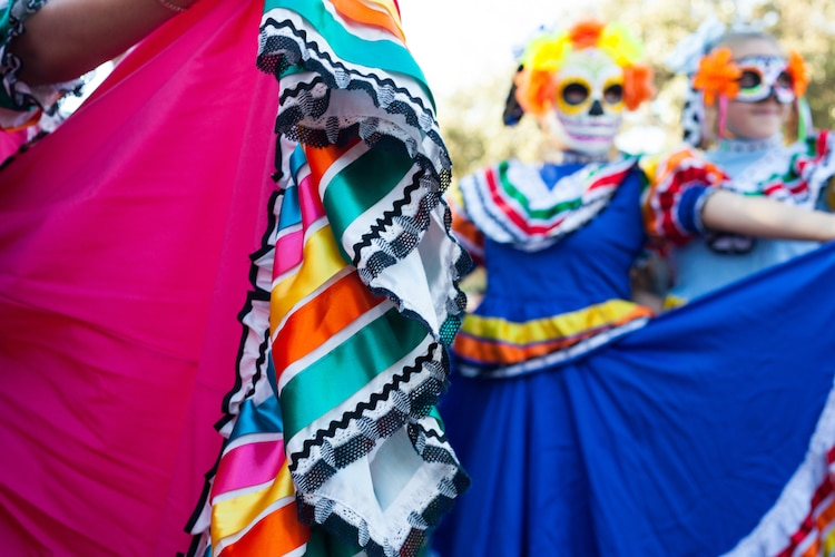 Where to Celebrate Dia de Los Muertos in the US