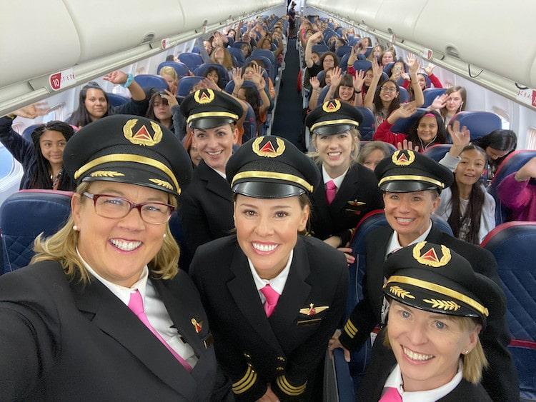 Girls in Aviation