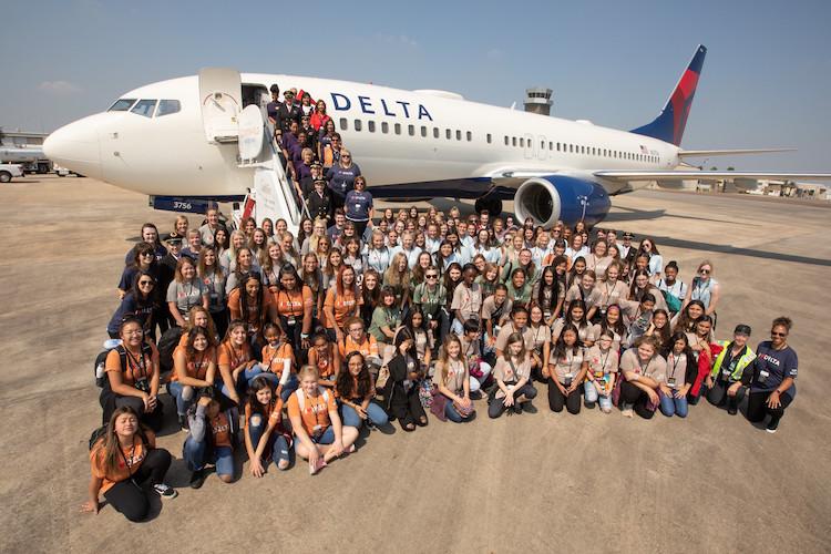 Delta WING Flight