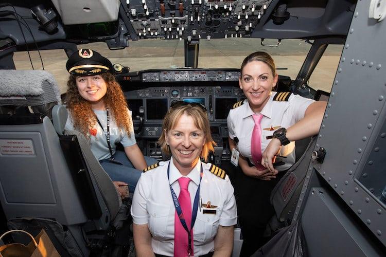 Delta Female Crew