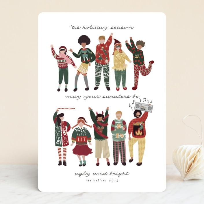 Funny Holiday Card
