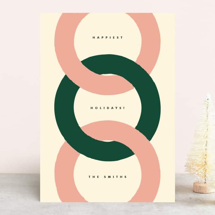Minimalist Christmas Card
