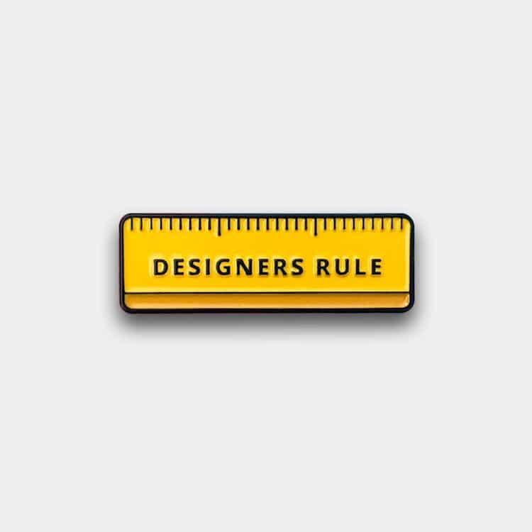 Designer Pin