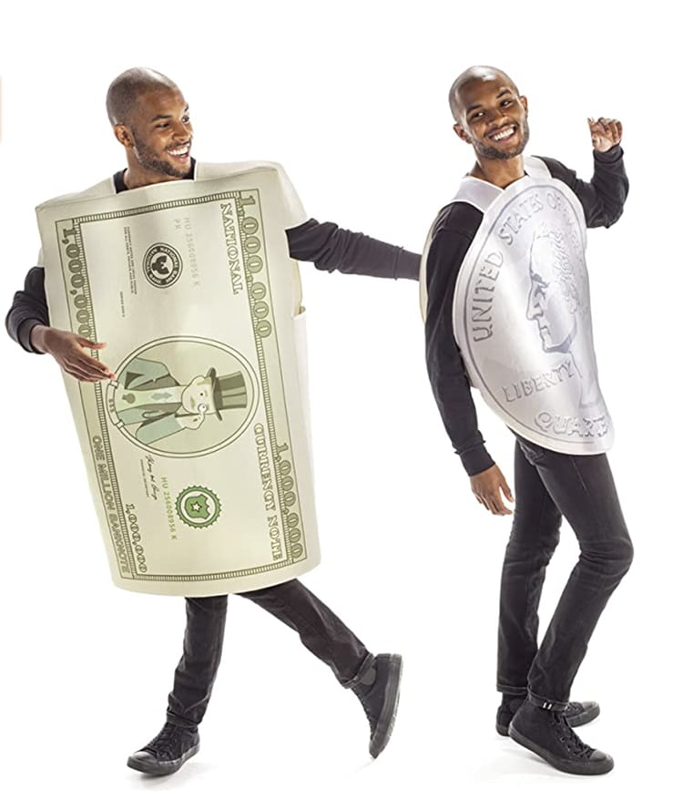 Dollars and Cents Costume