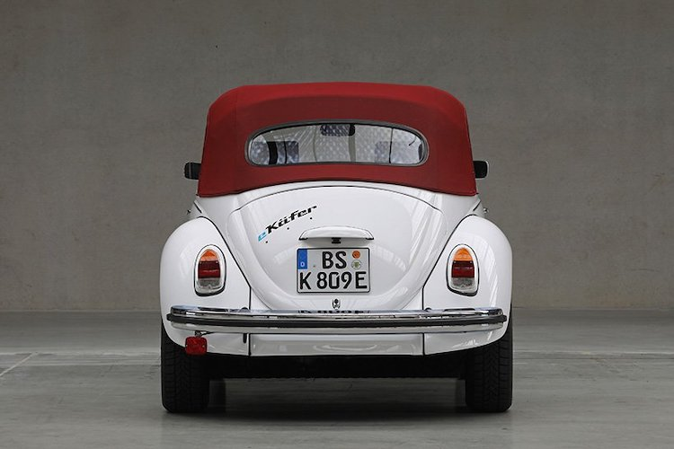 Electric Volkswagen Beetle