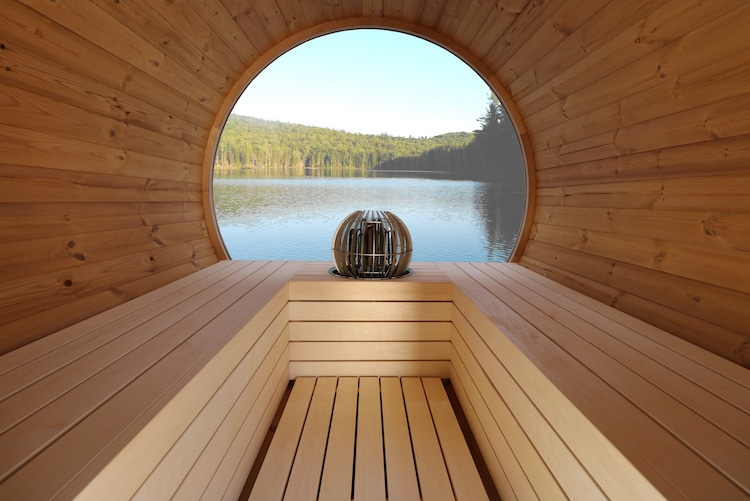 Sauna Kits by BZB Cabins and Outdoors