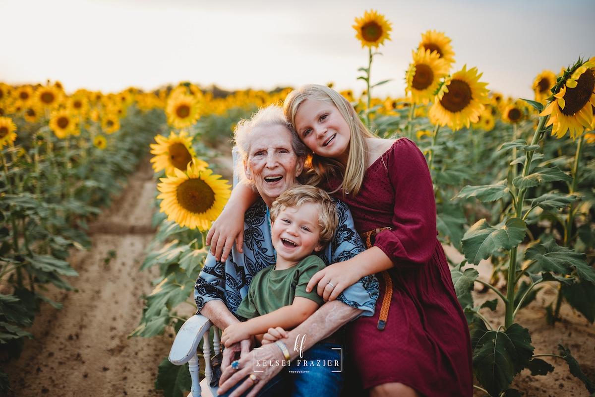 Multi-Generation Family Photos