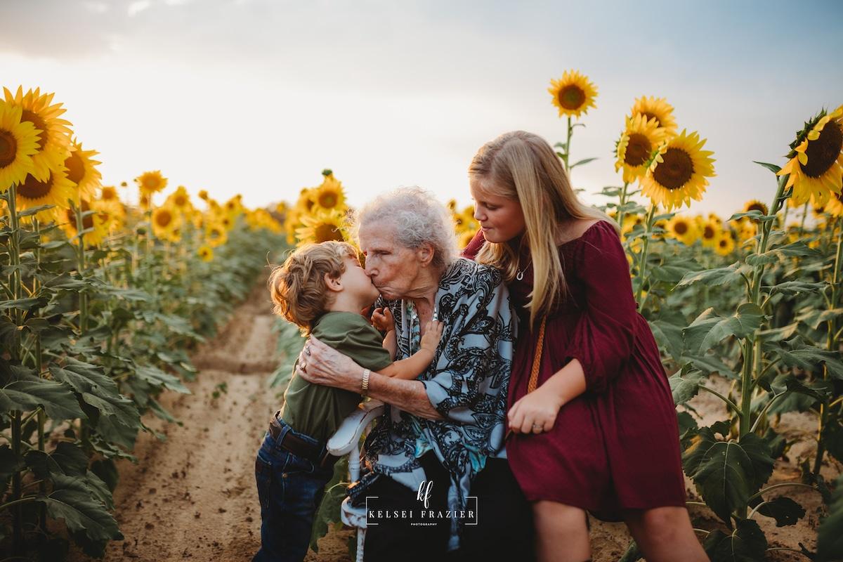 Fotos familiares de otoño