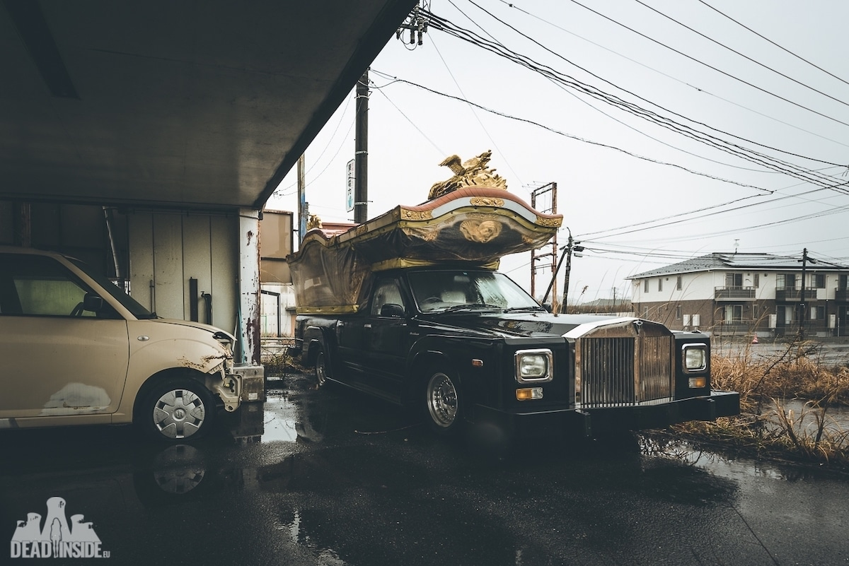 Fukushima Exclusion Zone Photos by Natalia Sobanska