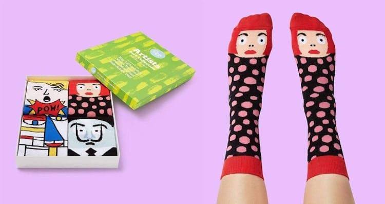 Cool Artist Socks