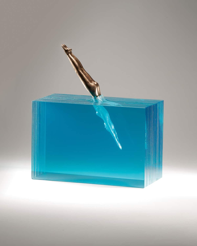 Arte inspirado en el mar de Ben Young