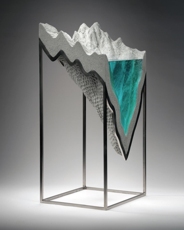Arte de vidrio por Ben Young
