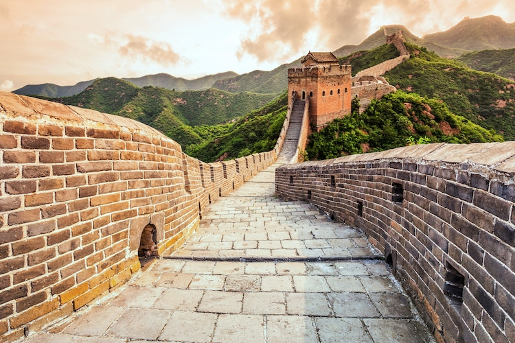 What was the Great Wall of China Built For?