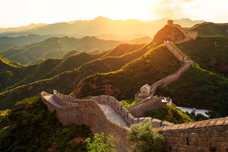 When Was the Great Wall of China Built?