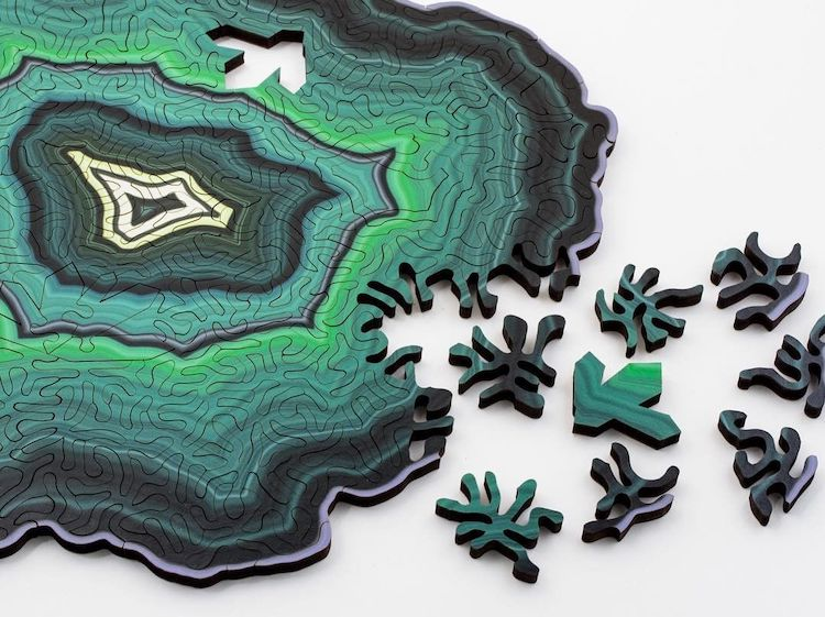 Geode Jigsaw Puzzle