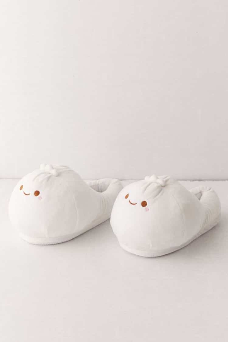 Heated Dumpling Slippers by Urban Outfitters