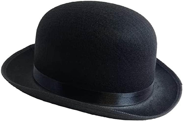 Clockwork Orange Bowler Hat