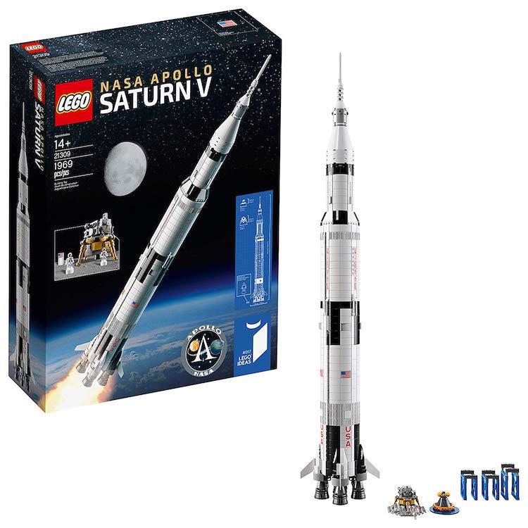 LEGO Apollo Saturn V Kit