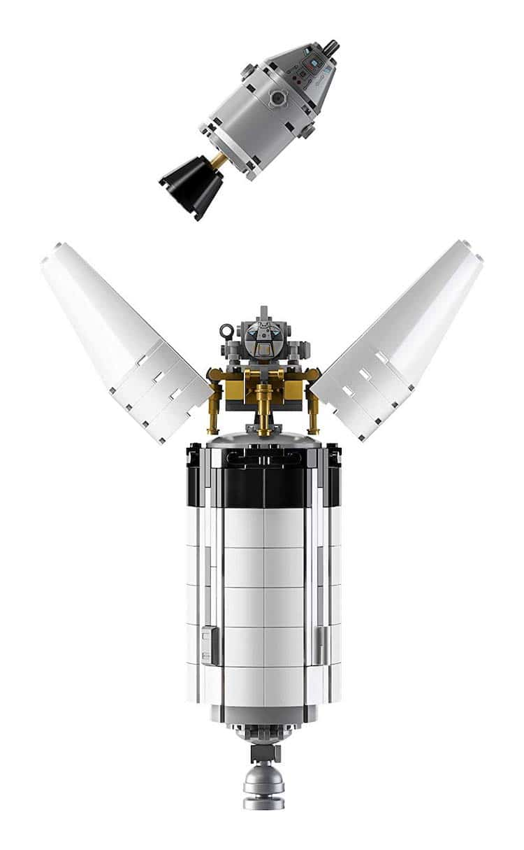 Saturn V Kit LEGO