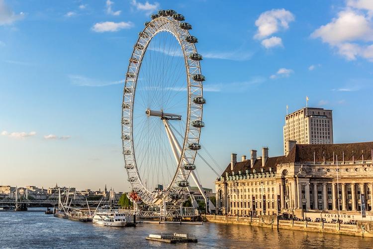 London Eye Travel