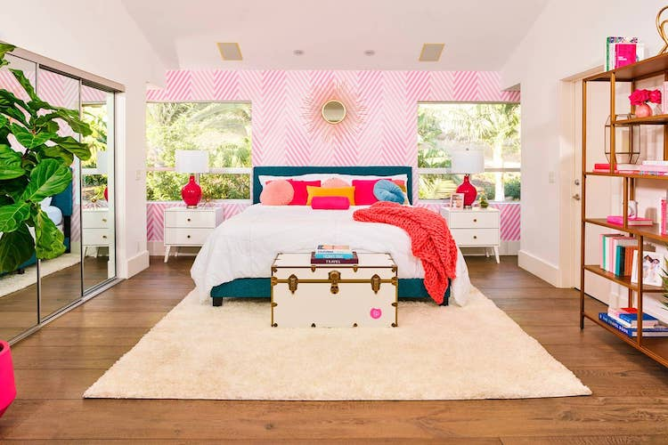 Malibu Barbie Dreamhouse AirBnb