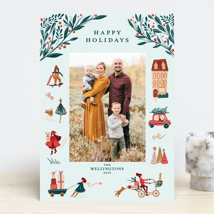 Minted Holiday Cards 2019