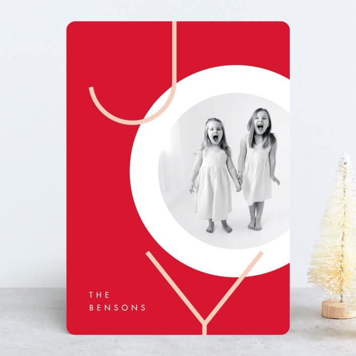 Customizable Holiday Card