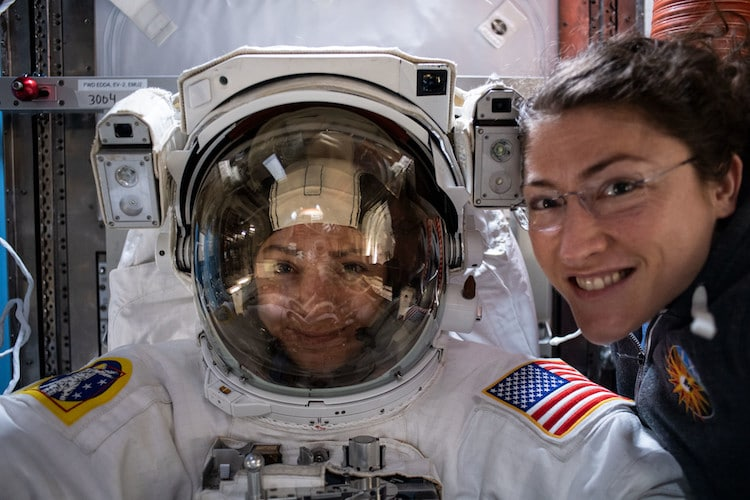 NASA All-Female Spacewalk