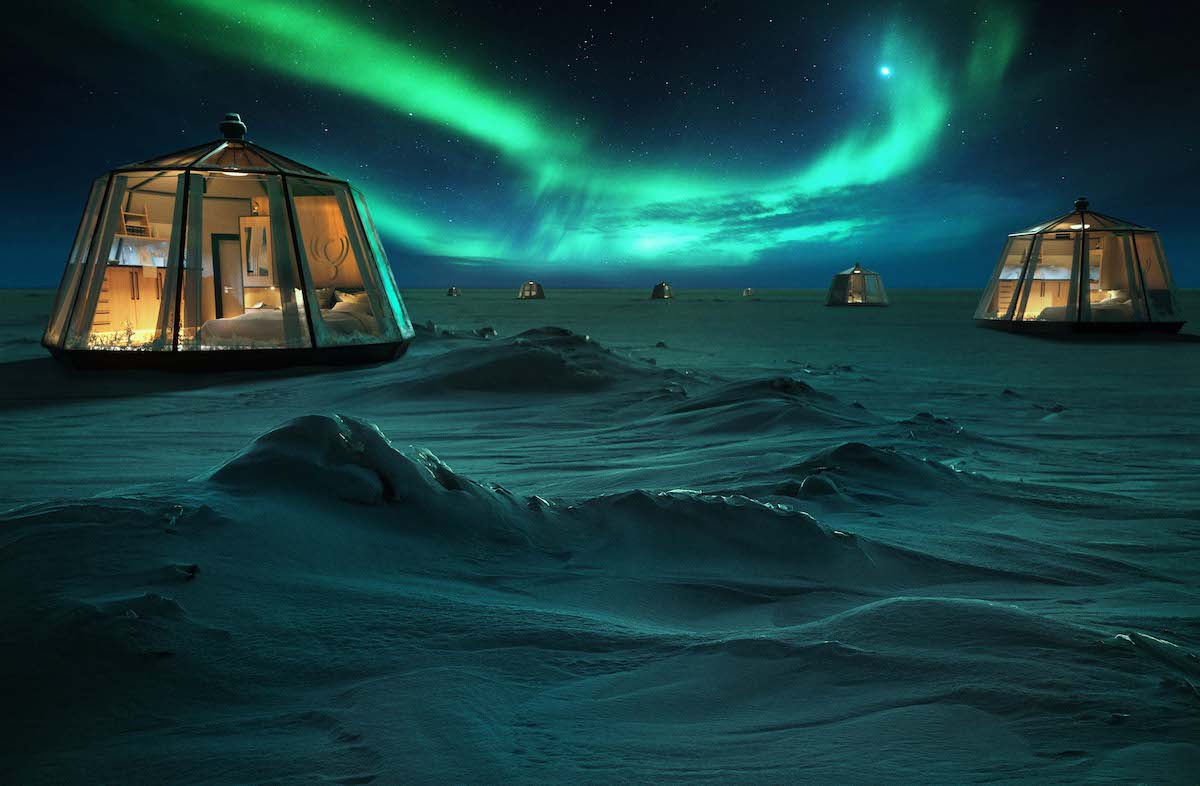 North Pole Igloos - Unique Hotel in the Arctic