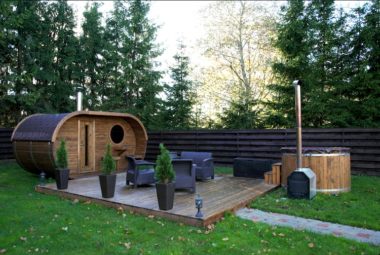 Where to Buy Outdoor Sauna Kit