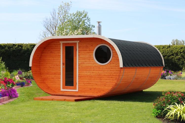 Ideas for an Outdoor Sauna