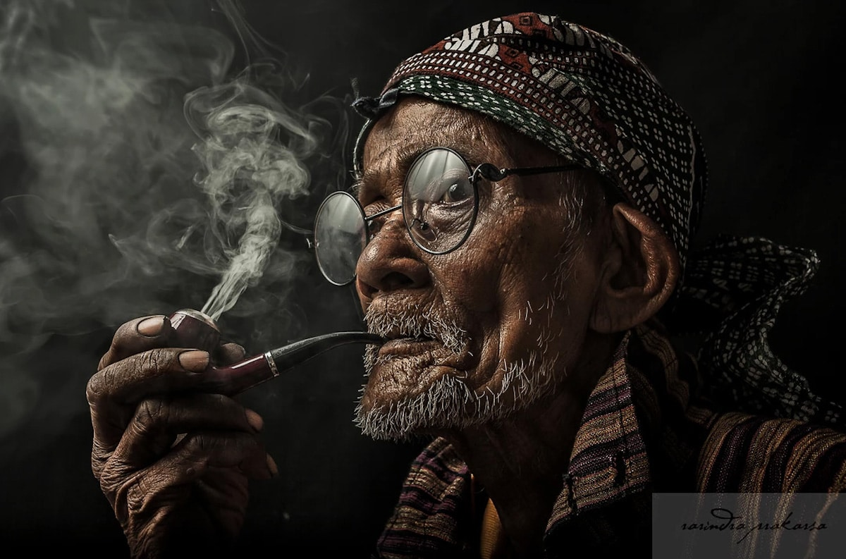 Cinematic Photo of a Man by Rarinda Prakarsa