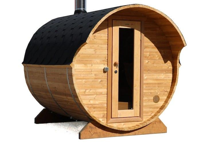 Premade Barrel Sauna