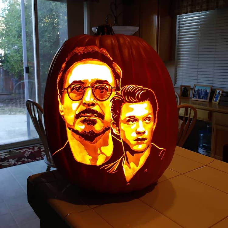 Pumpkin Carving by Alex Wer The Pumpkin Geek