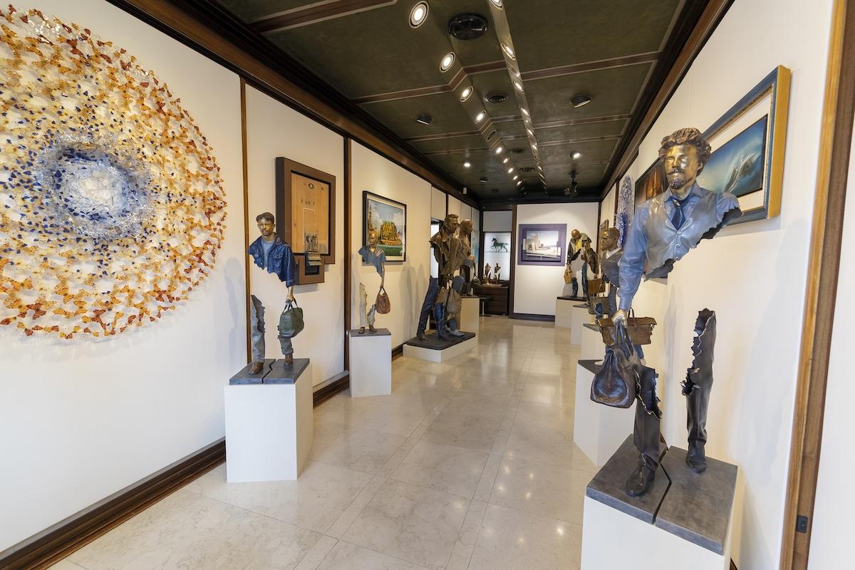 Ravagnan Gallery in Vnice