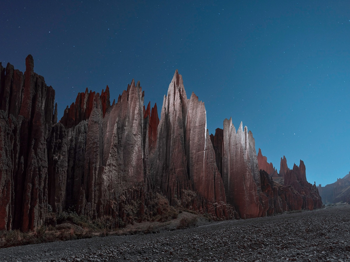 Long Exposure Photography by Reuben Wu