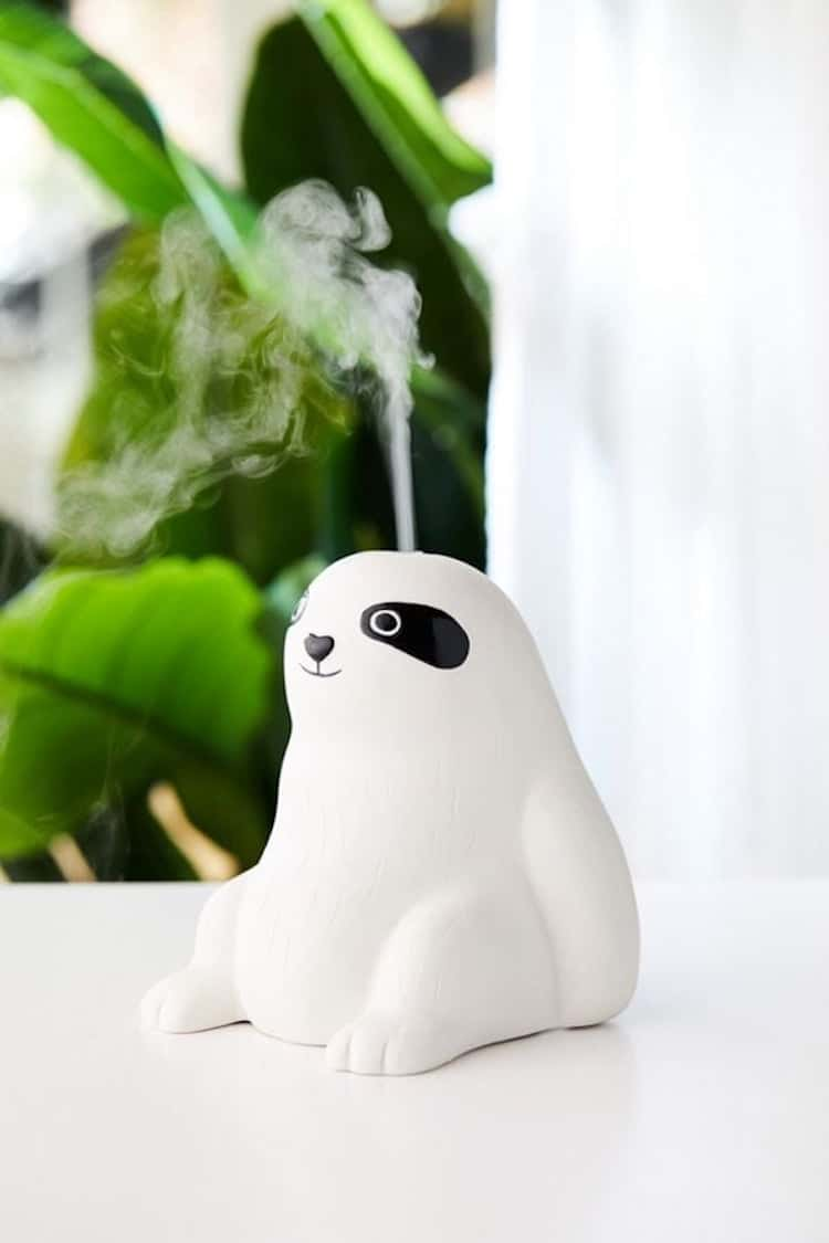 Sloth Oil Diffuser by Urban Outfitters