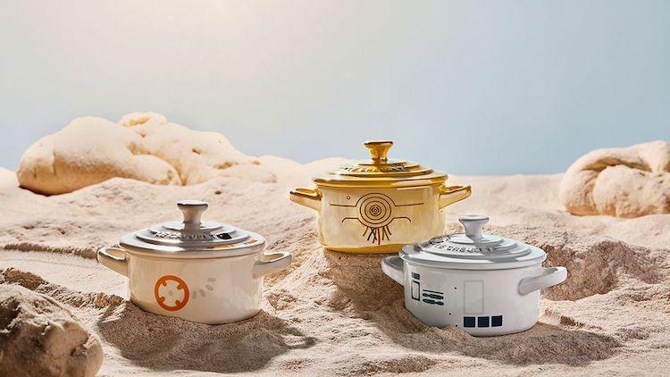 Olla holandesa de Star Wars de Le Creuset