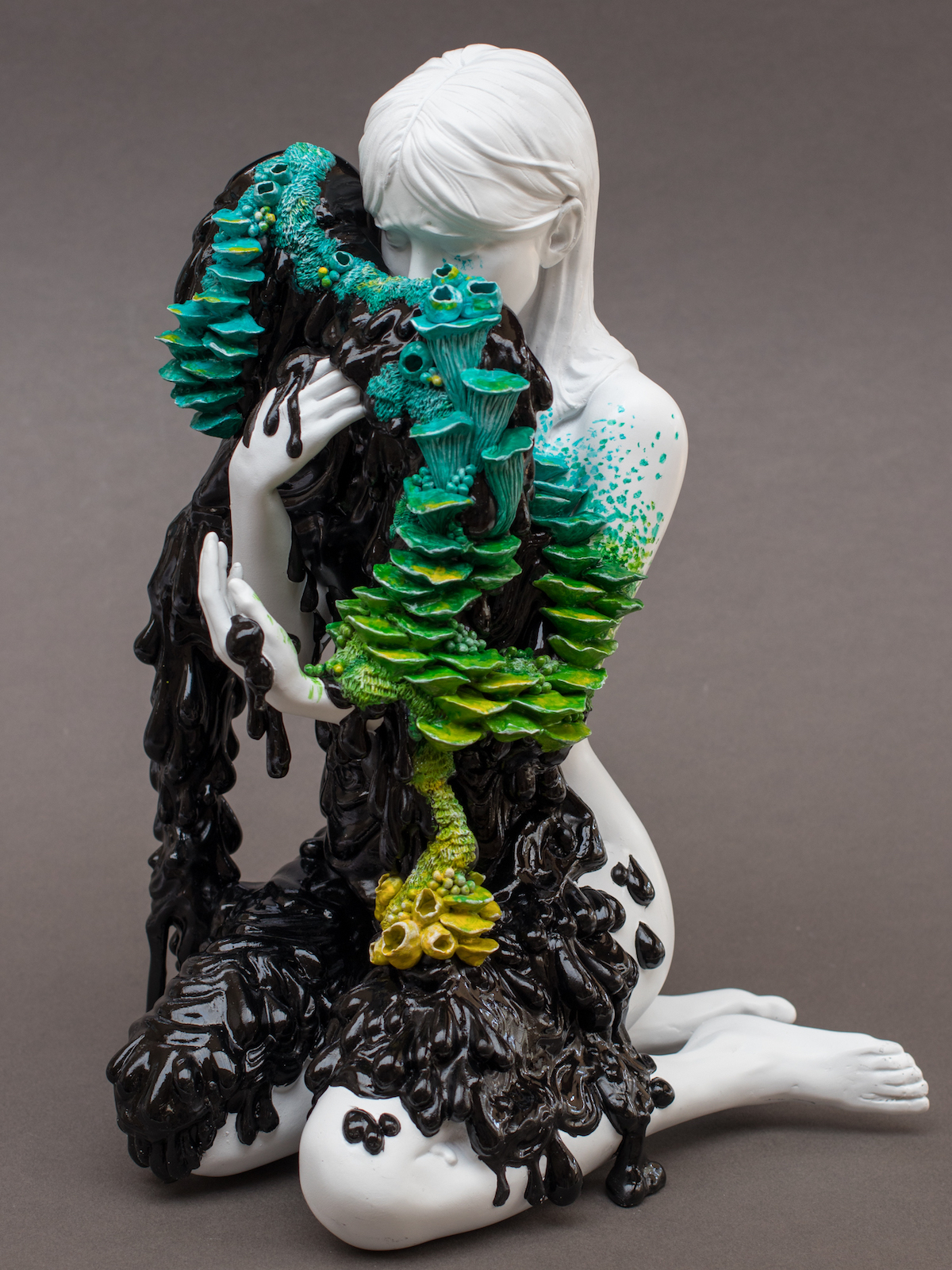 Surreal Sculptures by Miles Johnston and Stephanie Kilgast
