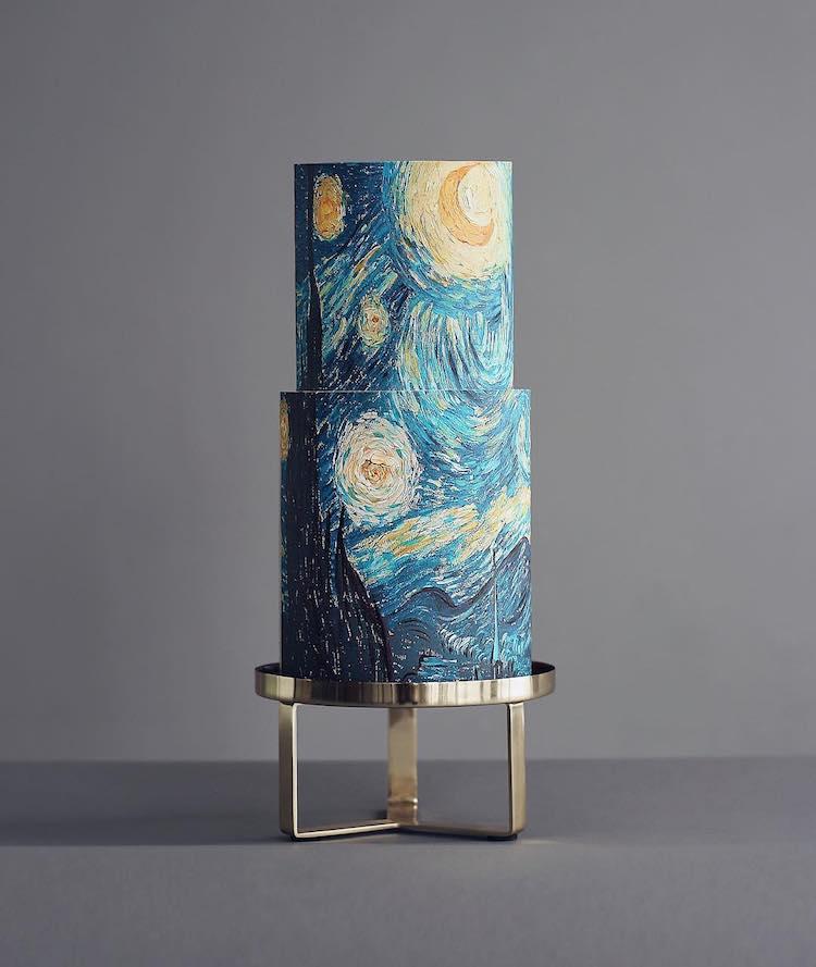 Pastel de Van Gogh por Tortik Annushka