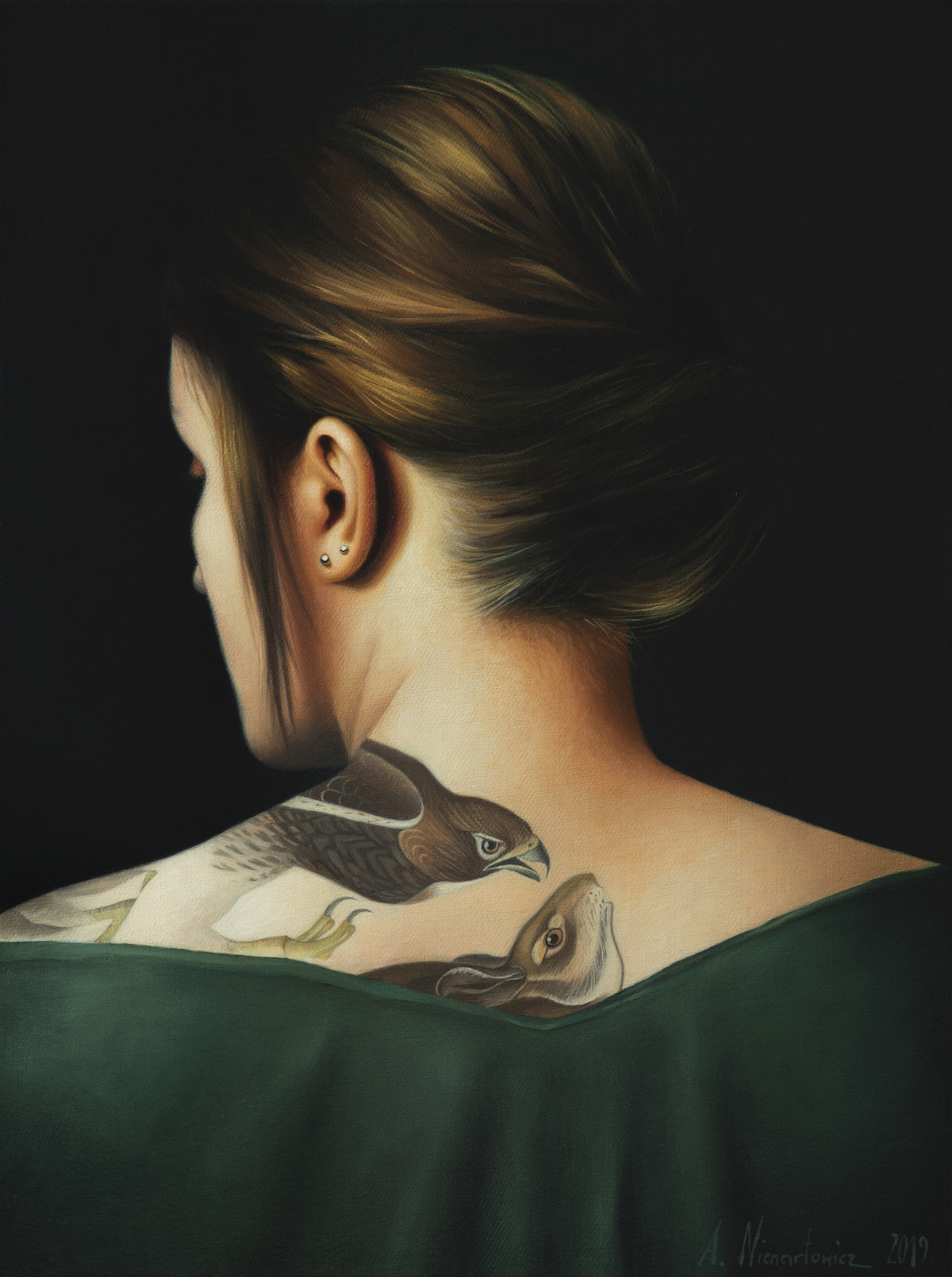 Agnieszka Nienartowitz painter