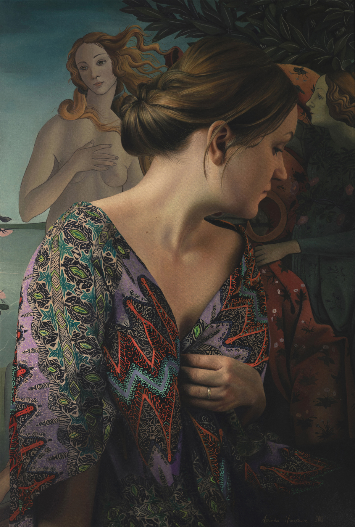 Agnieszka Nienartowitz Artist