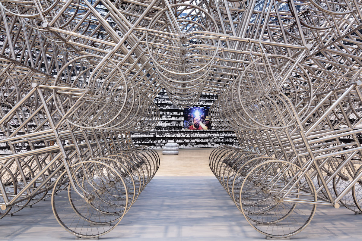 Ai Weiwei Bare Life Exhibit at the Kemper Art Museum