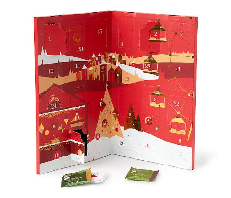 Contemporary Advent Calendar