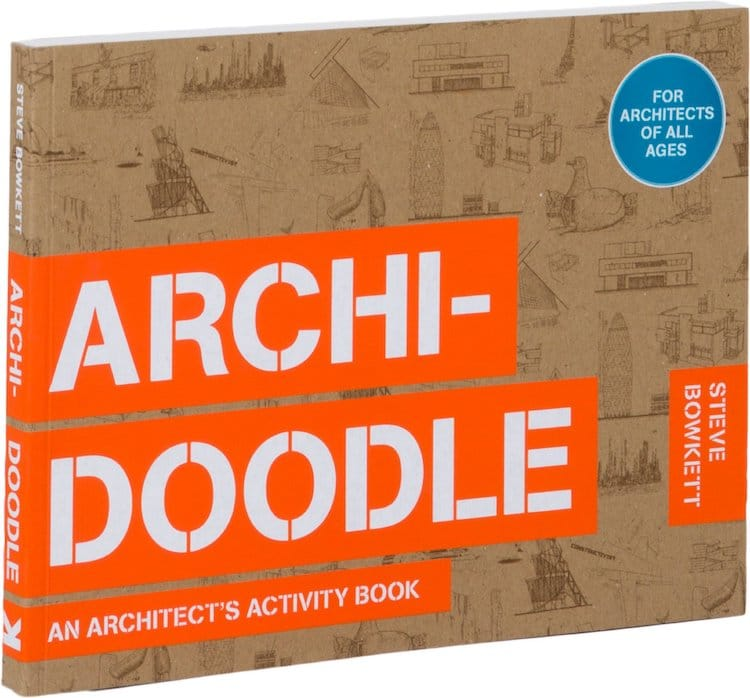Archidoodle Coloring Book