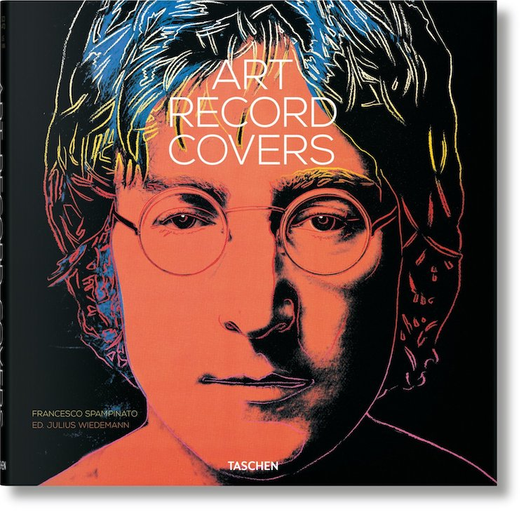 Art Record Covers by Taschen