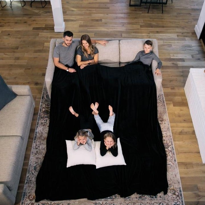 Biggest Blanket Ever by Big Blanket Co